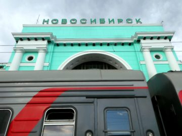 nowosybirsk-dworzec