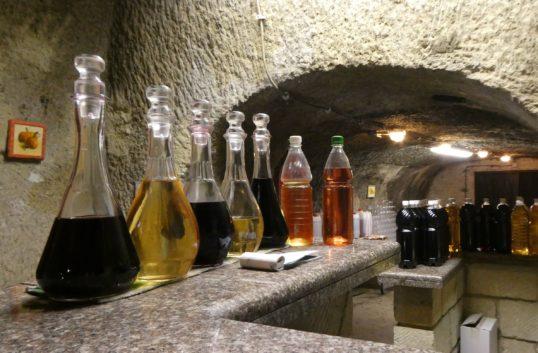 Eger wino w butelkach