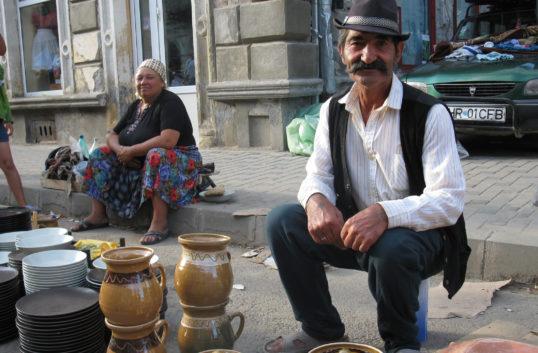 Ruminia cyganie
